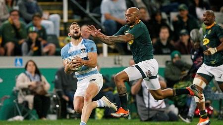 Les Springboks ont fait pression lundi sur l'arbitre français Jérôme Garcès pour qu'il se montre impartial lors du premier choc de la Coupe du monde de rugby