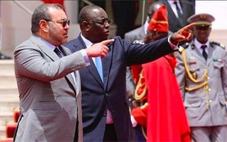 L'Initiative de SM le Roi Mohammed VI d'accorder des aides médicales pour accompagner des pays africains dans leurs efforts de lutte contre la pandémie du Covid-19