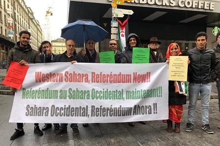 Manifestation  le 4 décembre de 2018  à Genève