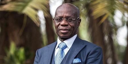 Albert Yuma avait été réélu président de la Fédération des entreprises du Congo en novembre mais son élection a été contesté devant le Conseil d'Etat. (Crédits : DR.)