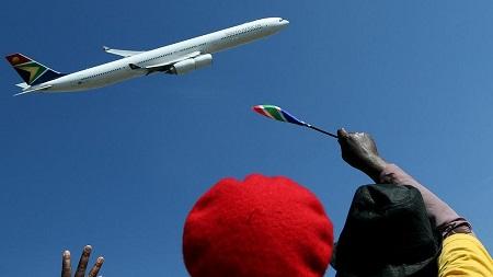 La compagnie aérienne sud-africaine South African Airways (SAA)