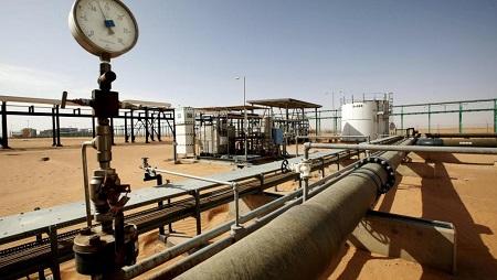 Le champ pétrolier d'al-Sharara, en Libye, à quelque 900 kilomètres au sud de Tripoli (illustration). © REUTERS/Ismail Zitoun