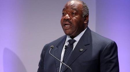 """Ali Bongo reconnaît que la corruption """"gangrène"""" les institutions gabonaises.GETTY IMAGES"""
