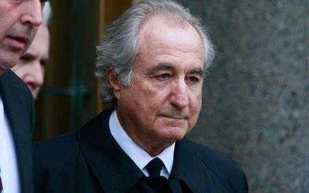 Bernard Madoff en 2009 à New York.