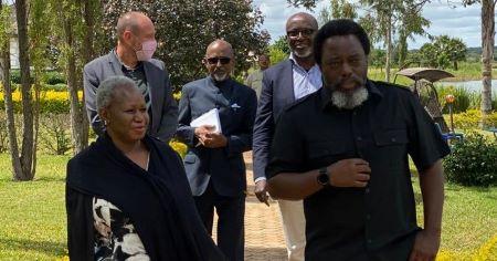 Des échanges entre Mme Bintou Keita et Joseph Kabila