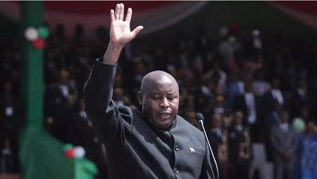 Gitega estime que la page de la crise de 2015 a été définitivement tournée depuis l'accession au pouvoir du général Evariste Ndayishimiye (image d'illustration) AFP/File