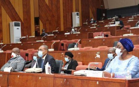 Le parlement ivoirien en temps de Coronavirus