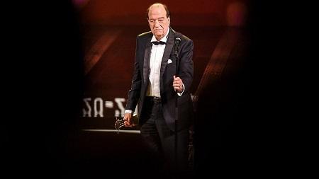 L'acteur Hassan Hosni, l'une des icônes de la comédie égyptienne