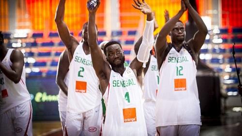 L'équipe nationale du Sénégal sera bien présente à la Coupe du monde 2019 de basket en Chine. © Courtesy of FIBA