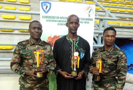 Le Le Taekwondo Police Afrique ouvre ses portes au Cameroun
