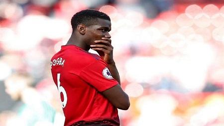 Paul Pogba a affirmé dimanche sa volonté de quitter Manchester United