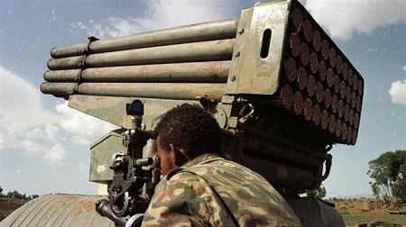 Qui fournit les Tigréens en armes sophistiquées ?