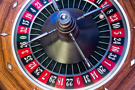 Le jeu de casino Titan Roulette