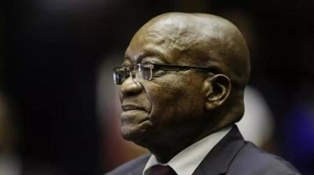 La non comparution de l'ancien président sud-africain Jacob Zuma devant la commission d'enquête pourrait déclencher une crise politique et institutionnelle. (image d'illustration) POOL/AFP/Archivos