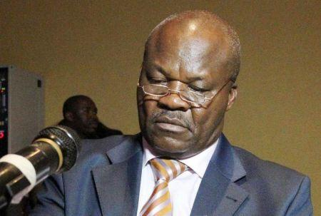 Roger Lumbala, ancien chef de guerre congolais