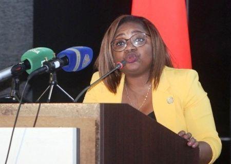 Eduarda Rodrigues, directrice du Service de recouvrement des avoirs, au PGR