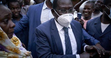 Le politicien malien Soumaïla Cissé. Copyright © africanews MICHELE CATTANI/AFP or licensors