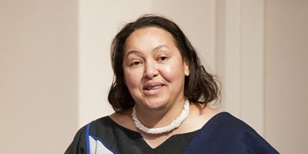 Le Dr. Frannie Léautier, originaire de la Tanzanie