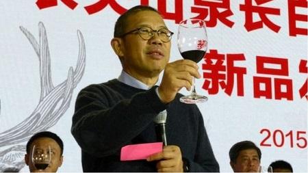 Zhong Shanshan a fondé Nongfu pendant le Printemps en 1996.GETTY IMAGES