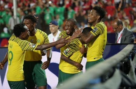 CAN 2019, L'Afrique du Sud a éliminé le pays organisateur l'Égypte