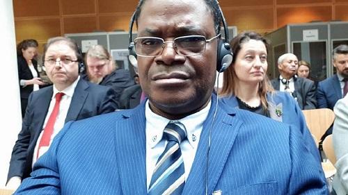 L'opposant équato-guinéen Andres Esono Ondo arrêté le 11 avril au Tchad et libéré mercredi, est arrivé à Malabo