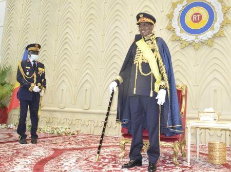 Le Maréchal tchadien Idriss Déby a été assassiné