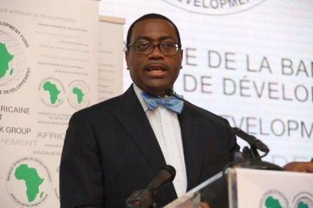 Akinwumi Adesina, président de l'institution panafricaine
