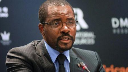 Le ministre équato-guinéen du Pétrole, Gabriel Obiang Lima