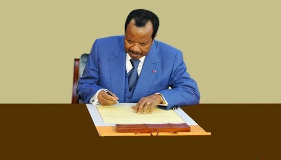 Paul Biya a également changé de premier ministre - DR