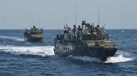 Illustration: La marine camerounaise prévoit de procéder à l'achat de deux patrouilleurs américains de 110 pieds pour accroître sa capacité à patrouiller
