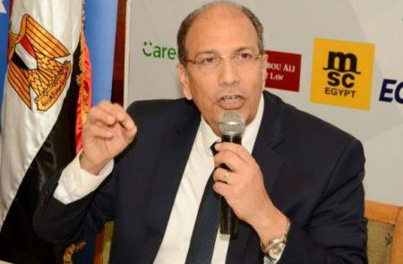 Le président de l'Autorité pour le développement industriel (IDA) d'Egypte, Magdi Ghazi