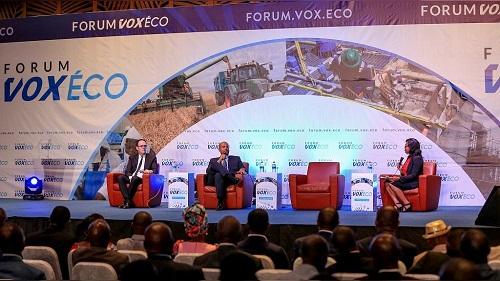Forum Vox éco, le 6 mars 2019 au Radisson Blu de Brazzaville