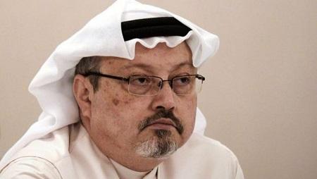 Jamal Khashoggi en 2014. MOHAMMED AL-SHAIKH