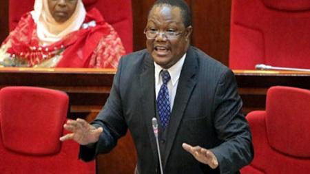 L'opposant tanzanien Tundu Lissu