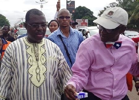 Le chef du bloc libéral Faya Millimono a été écroué à la prison centrale de Conakry, ce vendredi 2 août