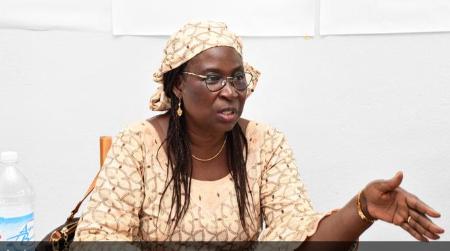 La militante camerounaise Marthe Wandou récompensée par le Prix Nobel alternatif