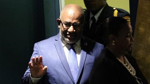 La crise politique s'enracine depuis la réélection contestée du sortant Azali Assoumani