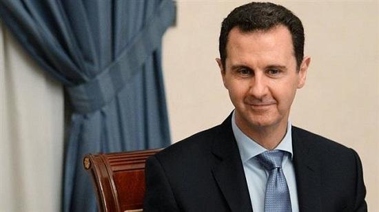 Bachar el-Assad (en arabe : ???? ?????), né le 11 septembre 1965 à Damas, est un homme d'État syrien. Il est président de la République arabe syrienne depuis le 17 juillet 2000, date à laquelle il a succédé à son père, Hafez el-Assad