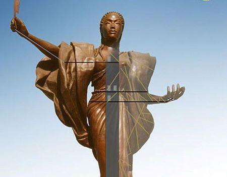 """Un des plus grands monuments du monde sera au Cameroun """"Mother of Humanity"""""""