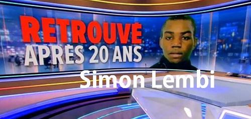 Simon Lembi avait disparu en novembre 1999, à Saint-Gilles. Il était alors âgé de 14 ans. - © Tous droits réservés