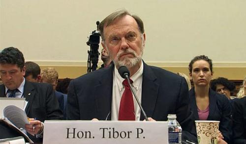 Tibor Nagy, le Sous-secrétaire d'État américain chargé des Affaires africaines