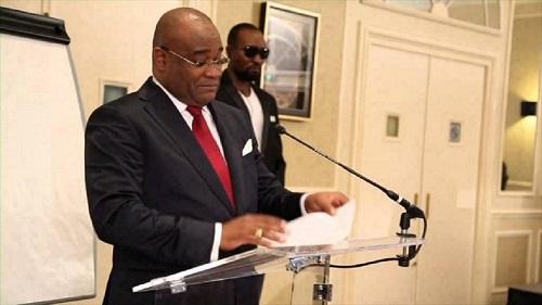 L'opposant congolais André Okombi Salissa a été condamné mercredi à vingt ans des travaux forcés par la Cour criminelle de Brazzaville
