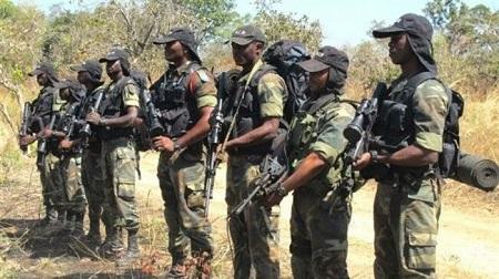 Cameroun : 1er acte de guerre US?
