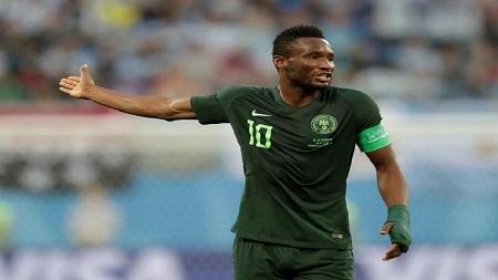 John Obi Mikel veut revenir dans l'équipe nationale du Nigeria pour la CAN 2019