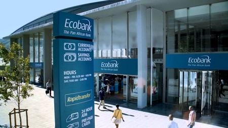 Dans le cadre de l'expansion de son réseau, ECOBANK recrute