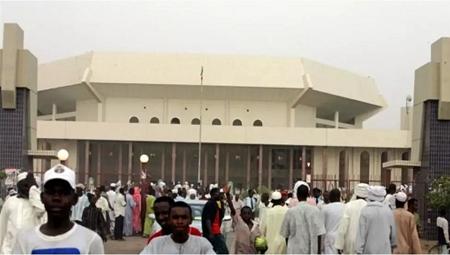 L'Assemblée nationale tchadienne à Ndjamena (image d'illustration). AFP / Issouf Sanogo