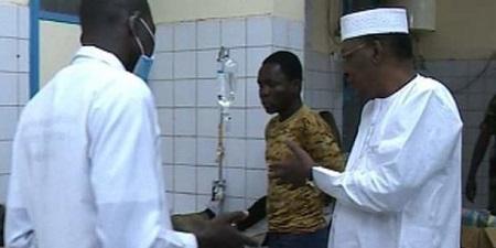 Le président Déby a procédé à un léger remaniement ministériel, dans la soirée du dimanche 11 août (Crédits : DR.)