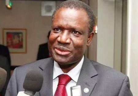 L'ancien Premier ministre Kadré Désiré Ouédraogo