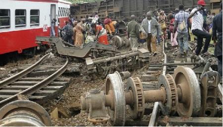 Trois ans après, le gouvernement publie la liste officielle des blessés de la catastrophe ferroviaire d'Eseka