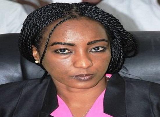 Aziza Mariam al–Bachir, 40 ans, première femme nommée ministre du pétrole et de l'énergie